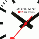 Mondaine-badge